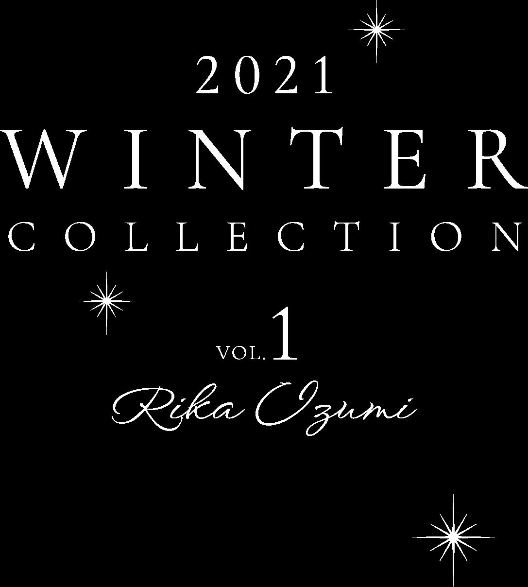 WINTER COLLECTION vol.1 Rika Izumi