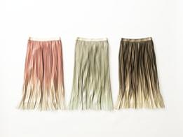 【NEW ARRIVAL】春らしく軽やか♪大人気スカートがシアー素材にブラッシュアップ